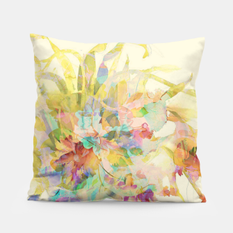 Thumbnail image of Flower Tale Pillow, Live Heroes