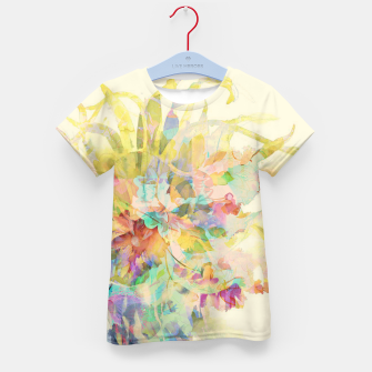 Thumbnail image of Flower Tale Kid's t-shirt, Live Heroes