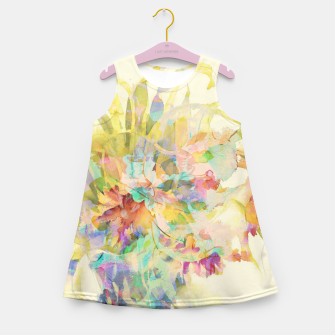 Thumbnail image of Flower Tale Girl's summer dress, Live Heroes