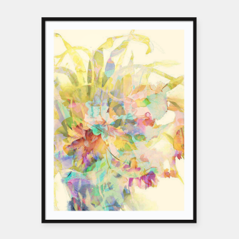 Thumbnail image of Flower Tale Framed poster, Live Heroes