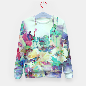 Thumbnail image of Teardrop Blues Kid's sweater, Live Heroes