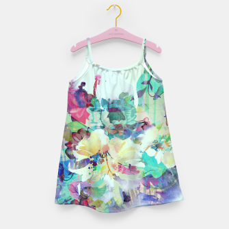 Thumbnail image of Teardrop Blues Girl's dress, Live Heroes