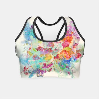 Thumbnail image of Amazing Grace Crop Top, Live Heroes
