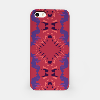 Thumbnail image of iPhone design exotic case, luxury Red, Live Heroes