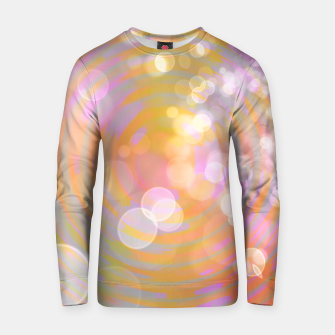 Thumbnail image of Abstract Flower Wave Bubbles Cotton sweater, Live Heroes