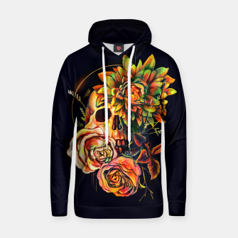 Thumbnail image of Life and Death Cotton hoodie, Live Heroes