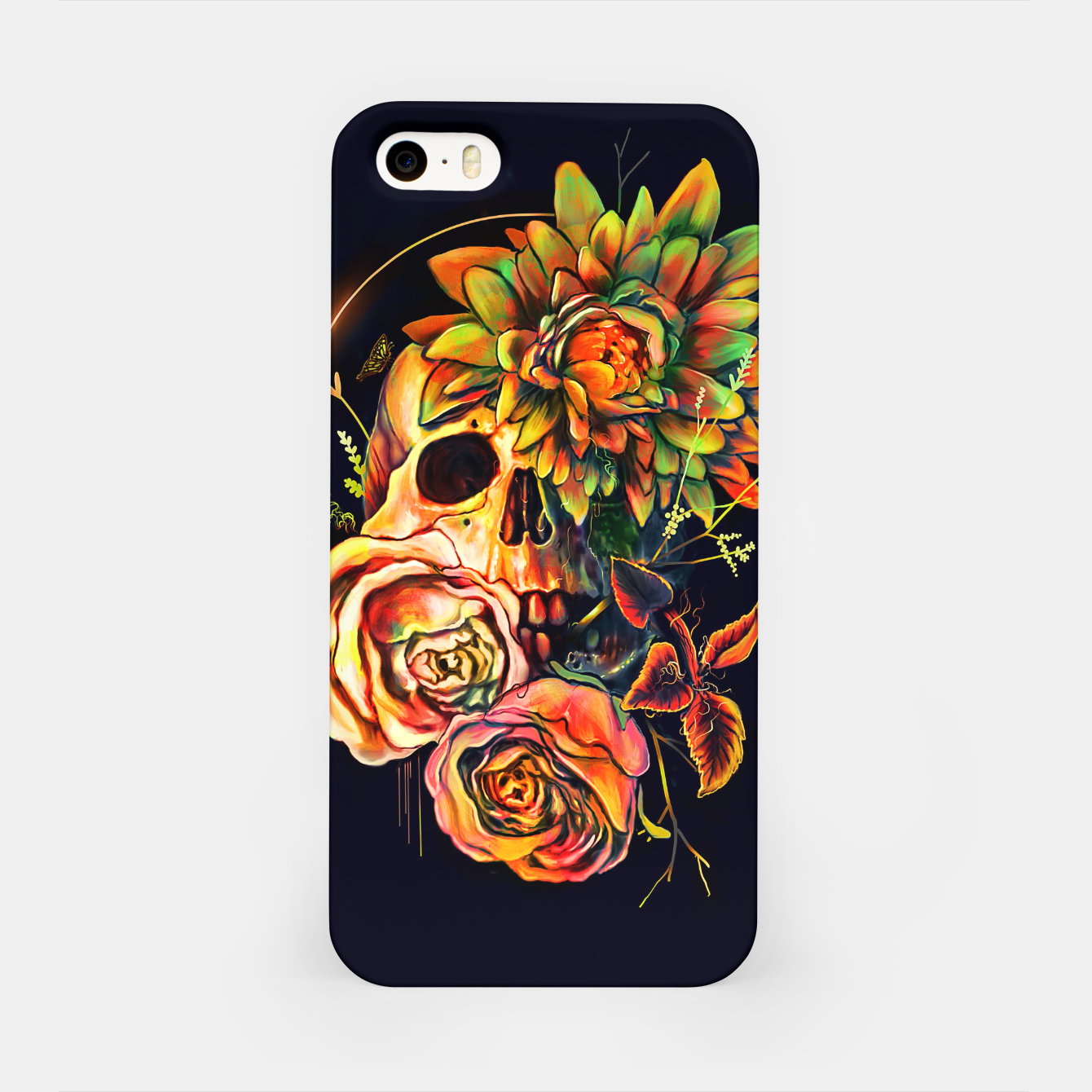 Image de Life and Death iPhone Case - Live Heroes