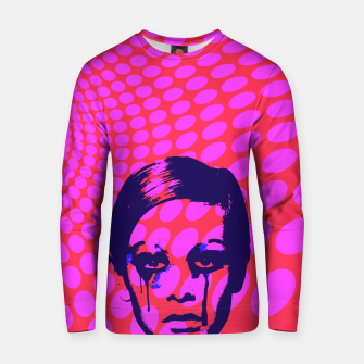 Miniatur Iconic Twiggy Cotton sweater, Live Heroes