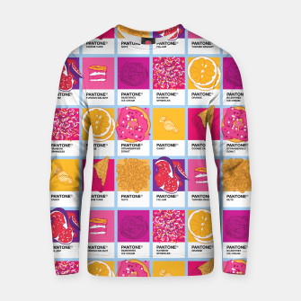 Thumbnail image of Pantone cafe Cotton sweater, Live Heroes