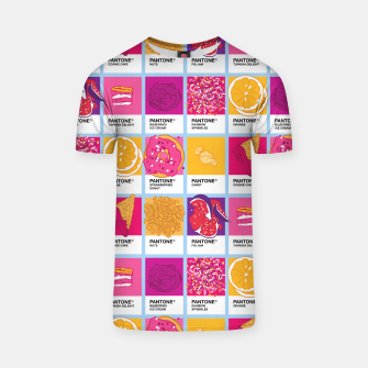 Thumbnail image of Pantone cafe T-shirt, Live Heroes