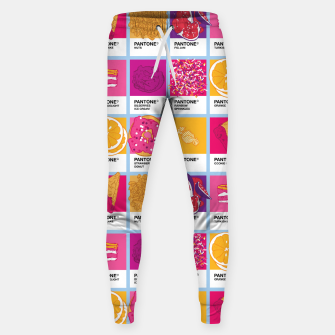 Thumbnail image of Pantone cafe Cotton sweatpants, Live Heroes