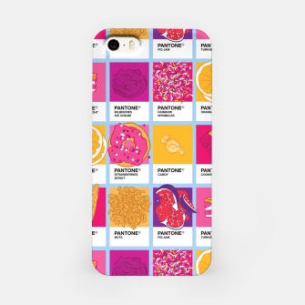 Thumbnail image of Pantone cafe iPhone Case, Live Heroes