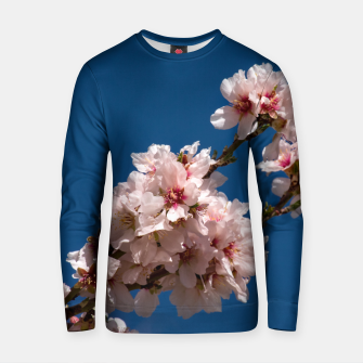 Miniaturka Spring Cherry Blossoms Cotton sweater, Live Heroes