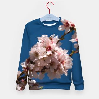 Miniaturka Spring Cherry Blossoms Kid's sweater, Live Heroes