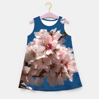 Miniature de image de Spring Cherry Blossoms - B  Girl's summer dress, Live Heroes