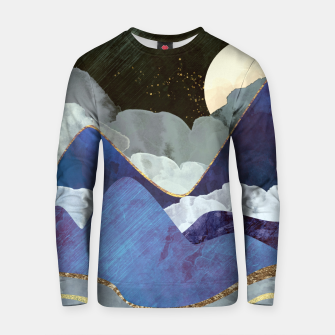 Thumbnail image of Midnight Cotton sweater, Live Heroes