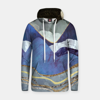 Thumbnail image of Midnight Cotton hoodie, Live Heroes