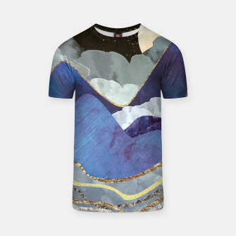 Thumbnail image of Midnight T-shirt, Live Heroes
