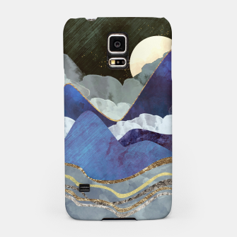 Thumbnail image of Midnight Samsung Case, Live Heroes