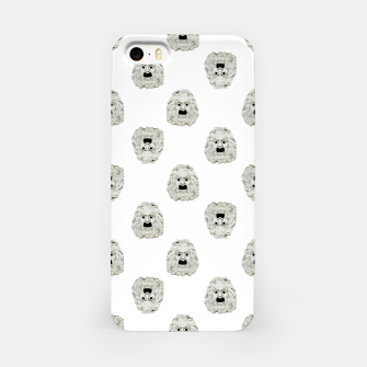 Miniature de image de Angry Theater Mask  Pattern iPhone Case, Live Heroes