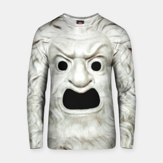 Miniaturka Angry Theater Mask  Cotton sweater, Live Heroes