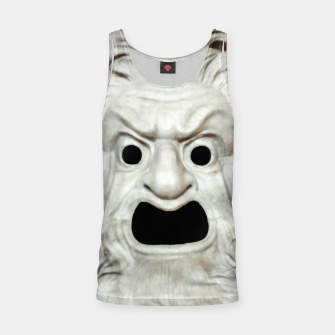 Miniature de image de Angry Theater Mask  Tank Top, Live Heroes