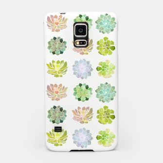 Thumbnail image of Spring Succulents Samsung Case, Live Heroes