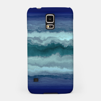 Thumbnail image of Stormy Weather Clouds Wave Samsung Case, Live Heroes