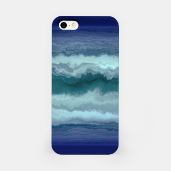 Thumbnail image of Stormy Weather Clouds Wave iPhone Case, Live Heroes