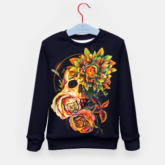 Thumbnail image of Life and Death Kid's sweater, Live Heroes