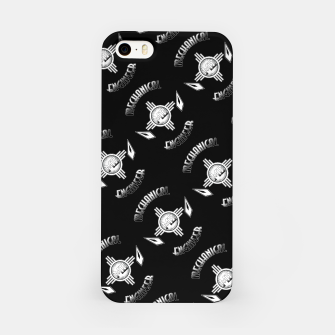 Thumbnail image of Mechanical Engineer Retro Pattern iPhone Case, Live Heroes