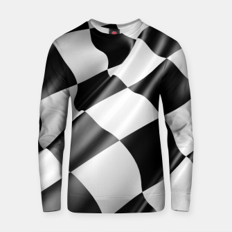 Thumbnail image of Formula Rally Flag Cotton sweater, Live Heroes