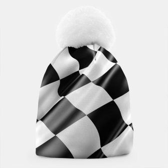 Thumbnail image of Formula Rally Flag Beanie, Live Heroes