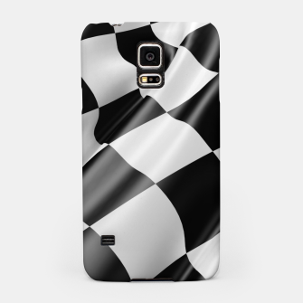 Thumbnail image of Formula Rally Flag Samsung Case, Live Heroes