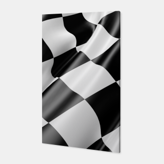 Thumbnail image of Formula Rally Flag Canvas, Live Heroes