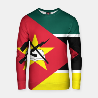 Thumbnail image of Basic Mozambique Flag Cotton sweater, Live Heroes