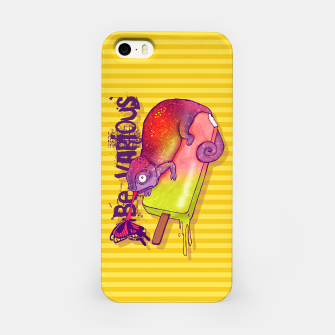 Miniaturka Chameleon iPhone Case, Live Heroes