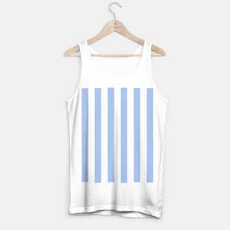 Miniature de image de BLUE  STRIPES Camiseta de tirantes regular, Live Heroes