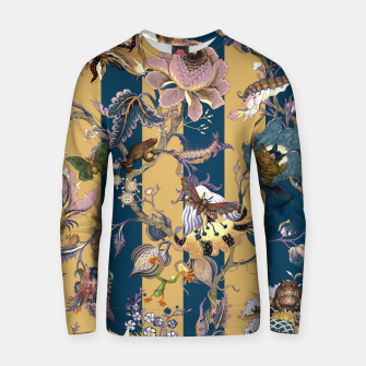 Thumbnail image of Frogs and Bugs Cotton sweater, Live Heroes
