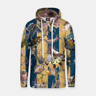 Thumbnail image of Frogs and Bugs Cotton hoodie, Live Heroes