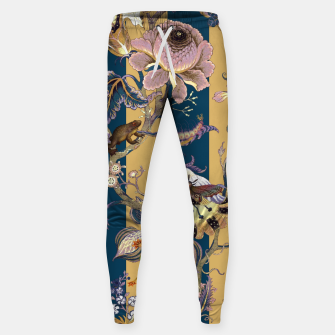 Thumbnail image of Frogs and Bugs Cotton sweatpants, Live Heroes