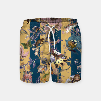 Thumbnail image of Frogs and Bugs Swim Shorts, Live Heroes