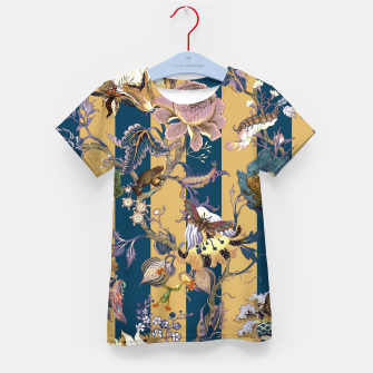 Thumbnail image of Frogs and Bugs Kid's t-shirt, Live Heroes