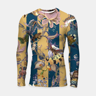 Thumbnail image of Frogs and Bugs Longsleeve rashguard , Live Heroes