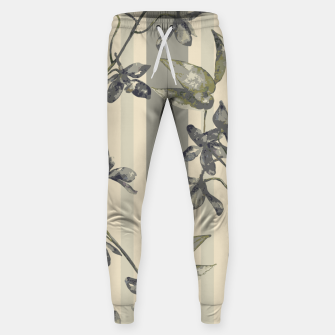 Thumbnail image of Flowers and Stripes One Cotton sweatpants, Live Heroes