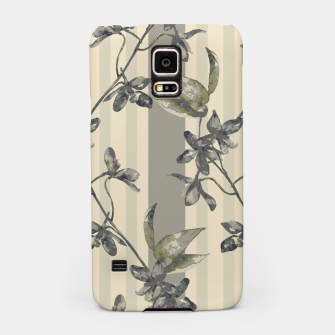 Thumbnail image of Flowers and Stripes One Samsung Case, Live Heroes