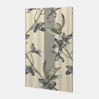 Thumbnail image of Flowers and Stripes One Canvas, Live Heroes
