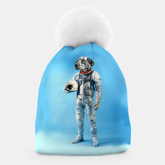 Thumbnail image of Astronaut-Dalmatian Beanie, Live Heroes