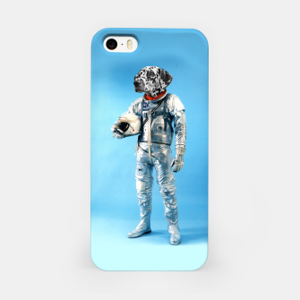 Thumbnail image of Astronaut-Dalmatian iPhone Case, Live Heroes