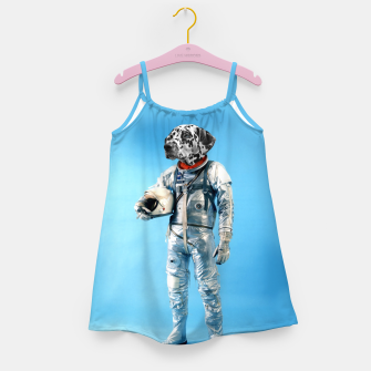 Thumbnail image of Astronaut-Dalmatian Girl's dress, Live Heroes